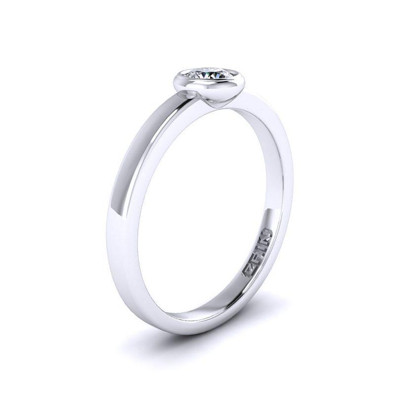 Zarucnicki-prsten-platina-MODEL-444-BIJELO-1PHS