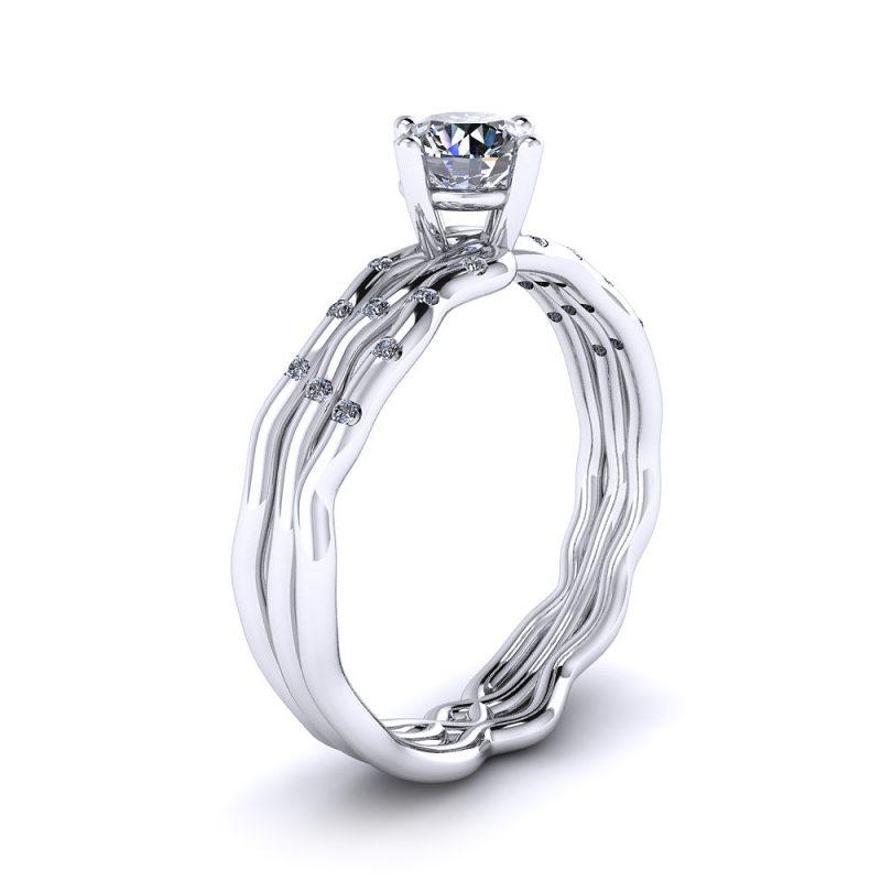 Zarucnicki-prsten-platina-MODEL-453-BIJELO-1PHS