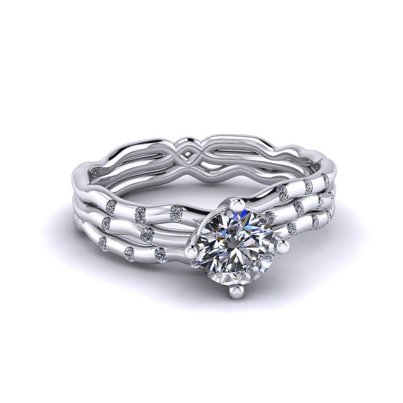 Zaručnički prsten 453