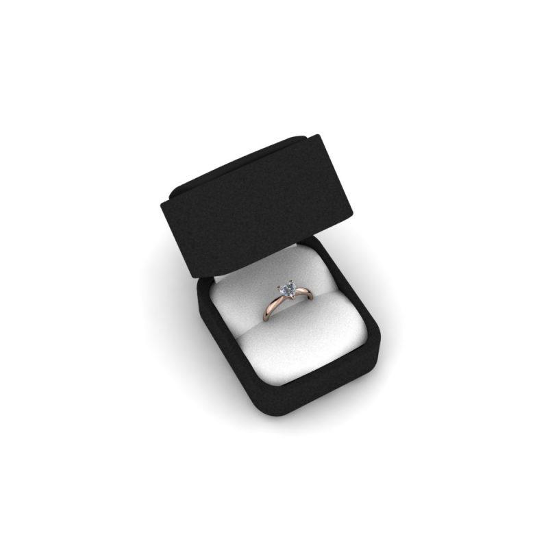 Zarucnicki-prsten MODEL 454 CRVENO-4