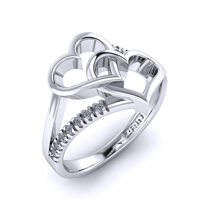 Zarucnicki-prsten-platina-MODEL-461-BIJELO-3a