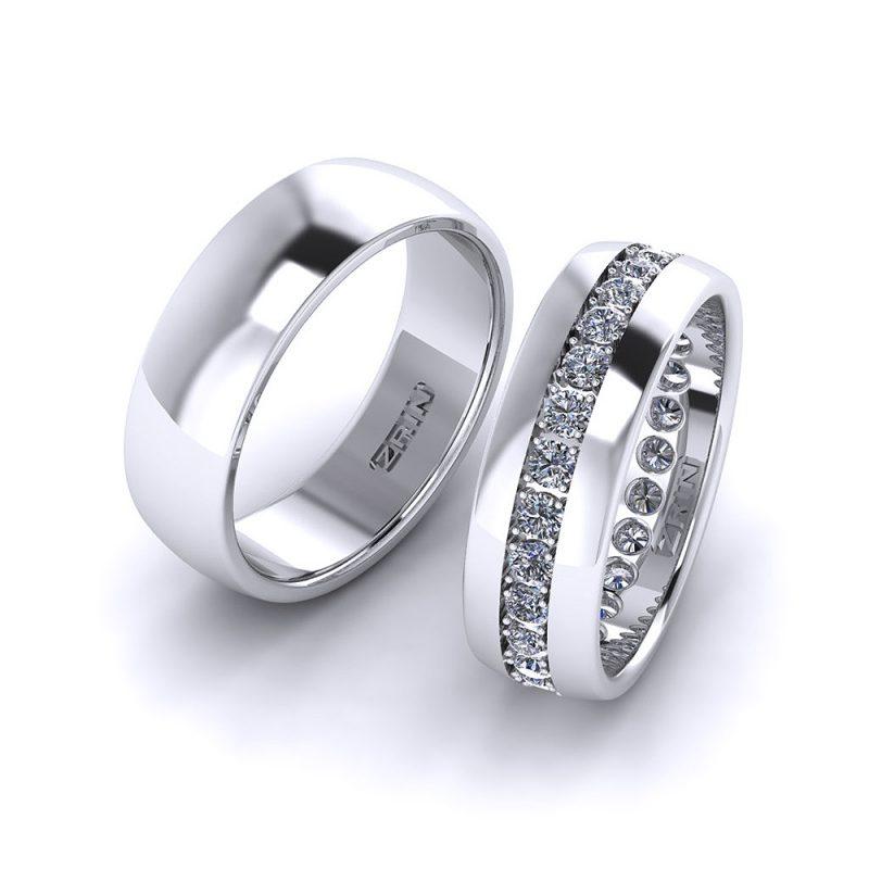 Vjenčano prstenje VP-ZR 002