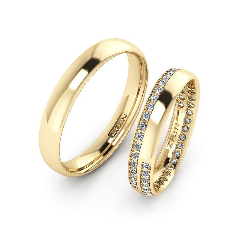 Vjenčano prstenje VP-ZR 24005