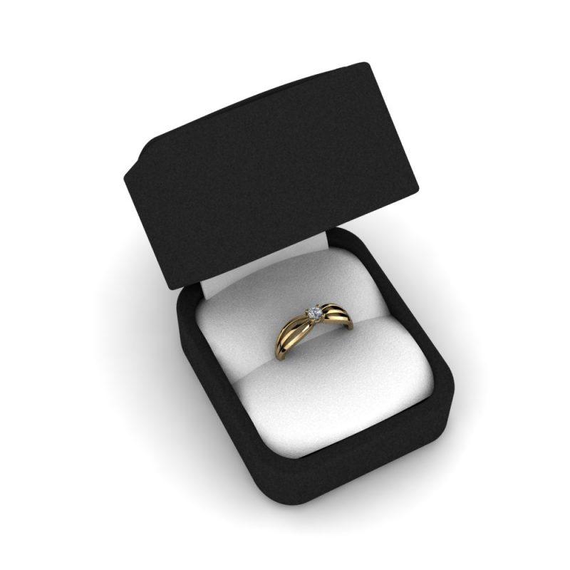 Zarucnicki-prsten MODEL 406 ZUTO-4