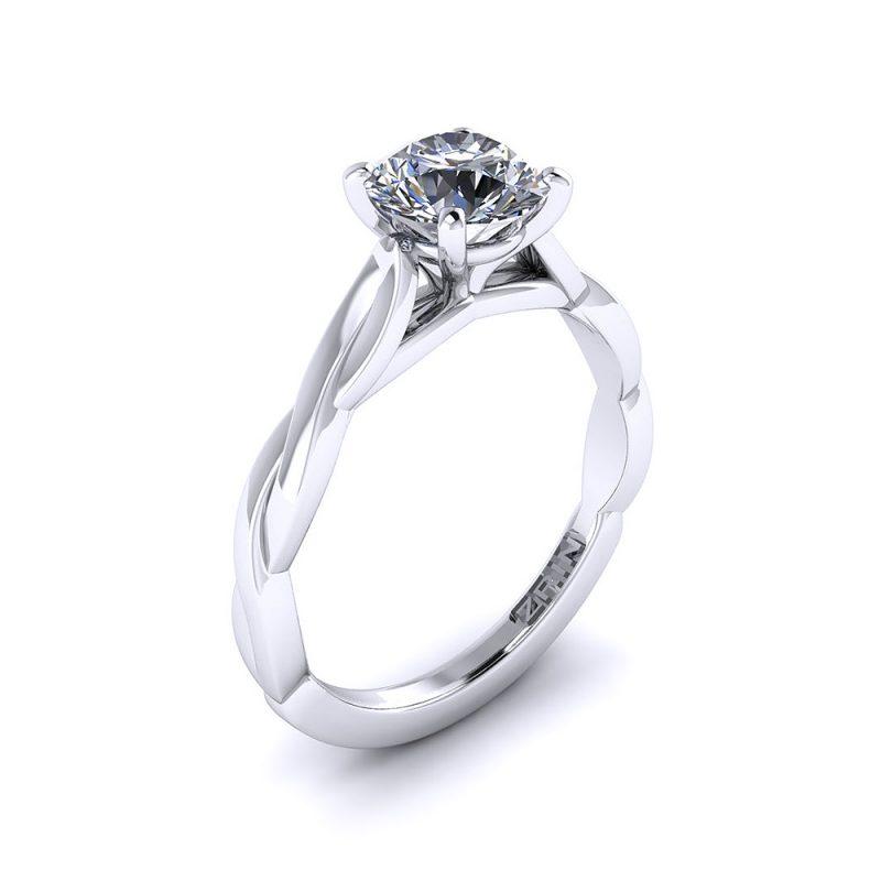 Zarucnicki-prsten-platina-MODEL-421-A-BIJELO-1PHS