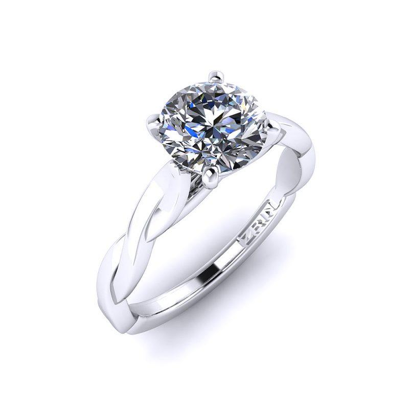 Zarucnicki-prsten-platina-MODEL-421-A-BIJELO-3PHS