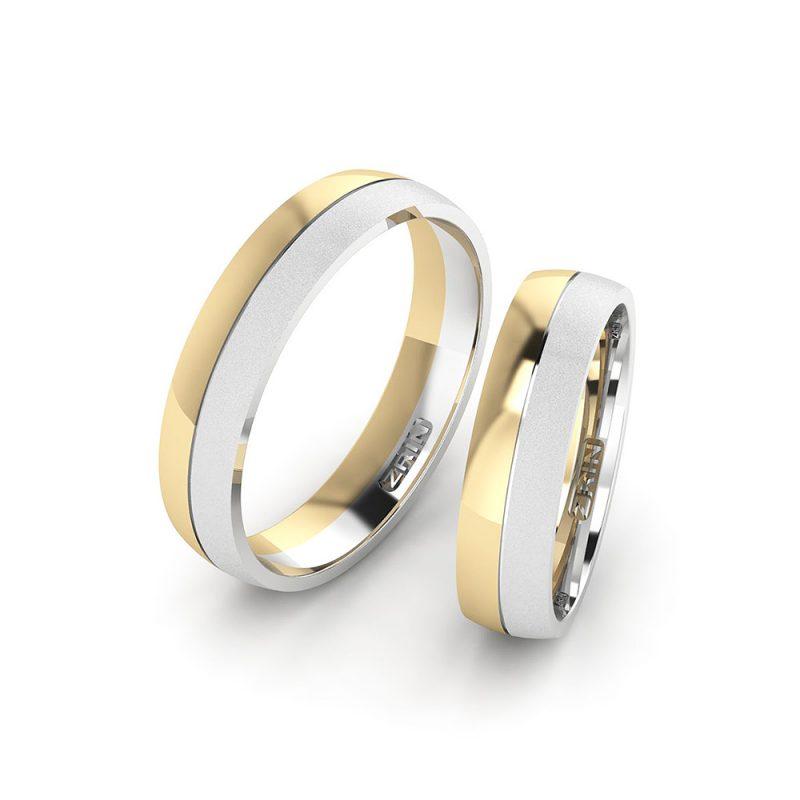 Vjenčano prstenje VP-ZR 2185 PJES B-Z