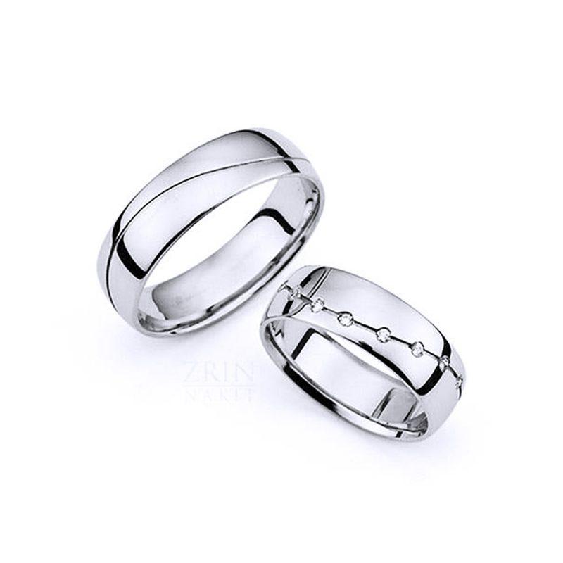 Vjenčano prstenje VP-ZR 26209