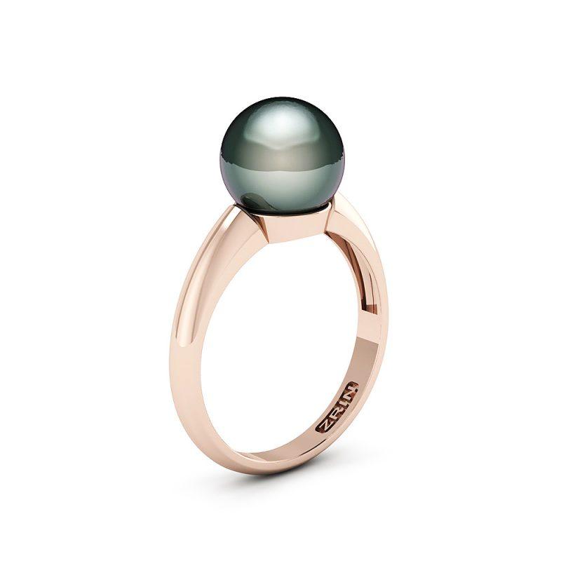 Zarucnicki-prsten-CRNI-BISER-001-1-CRVENO-1
