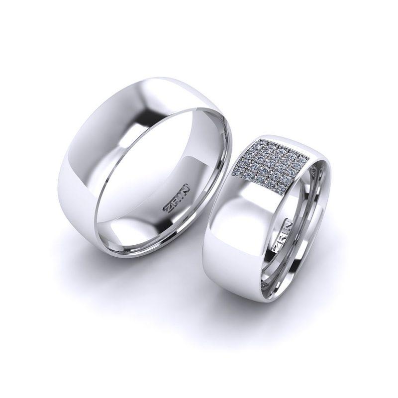 Vjenčano prstenje VP-ZR 27113
