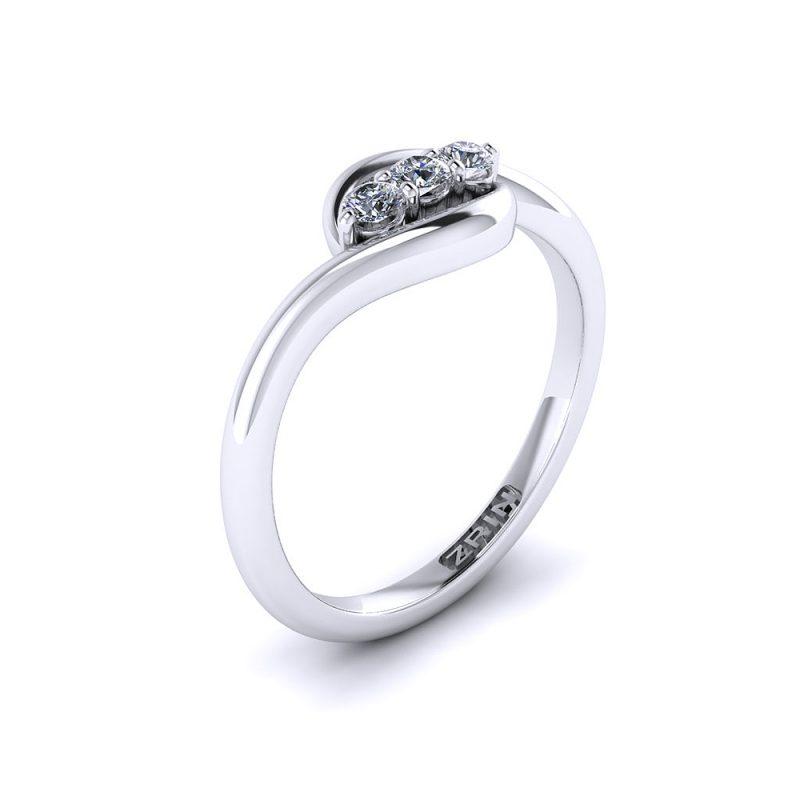 Zarucnicki-prsten-platina-MODEL-042-BIJELO-1
