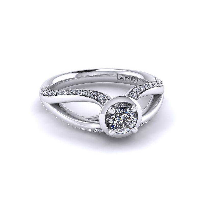 Zaručnički prsten 079