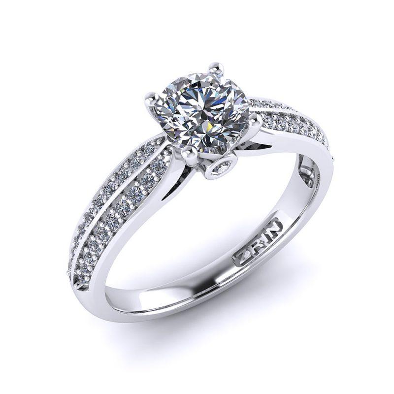 Zarucnicki-prsten-platina-MODEL-163-BIJELO-3