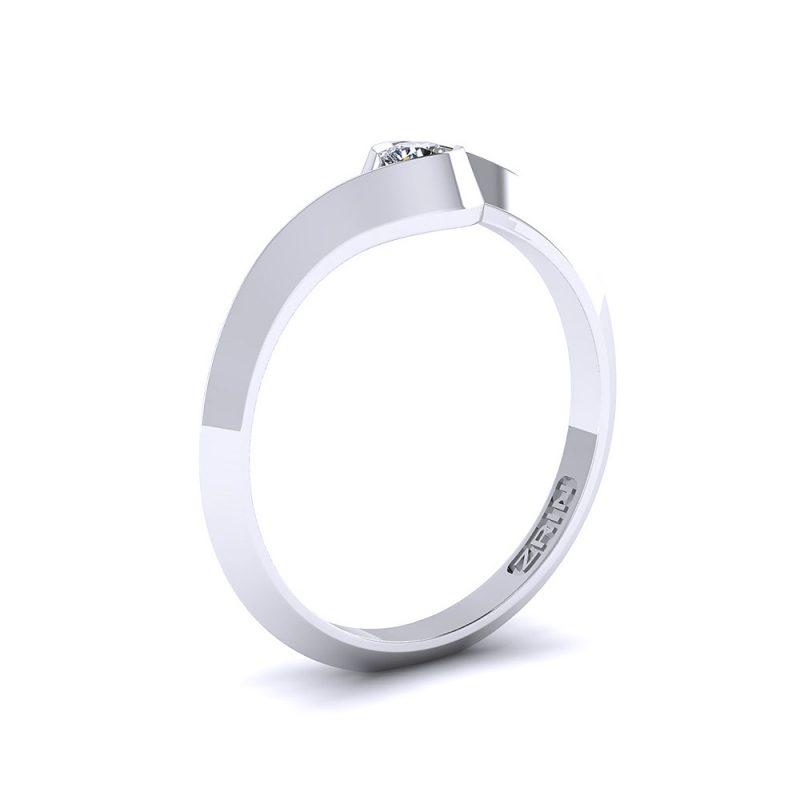 Zarucnicki-prsten-platina-MODEL-197-BIJELO-1
