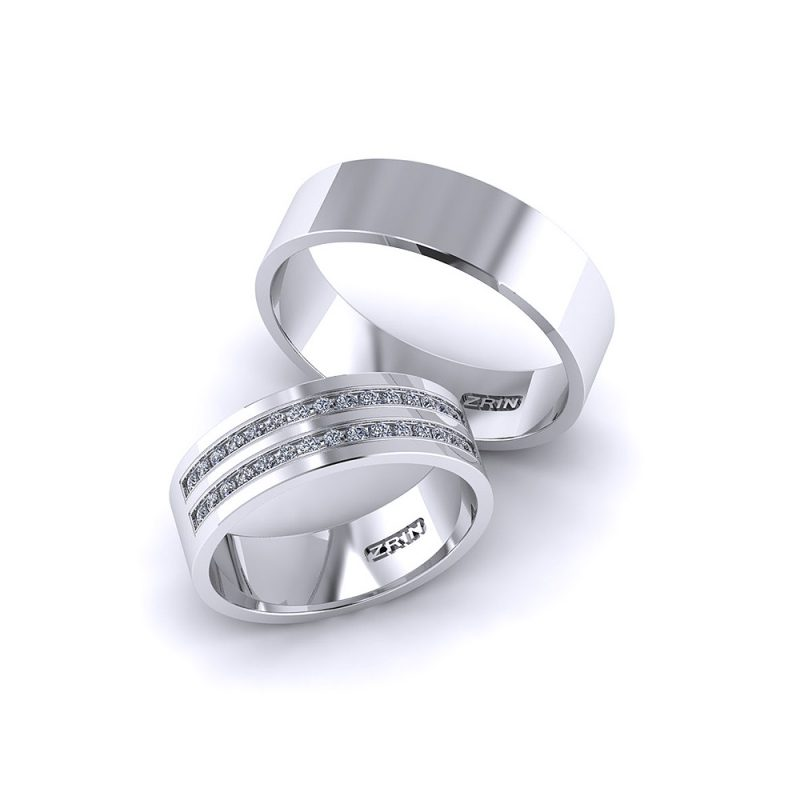 Vjenčano prstenje VP-ZR 26389