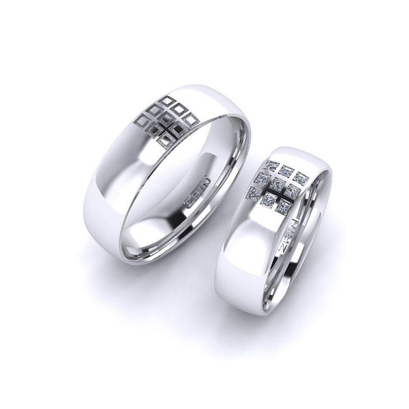 Vjenčano prstenje VP-ZR 26402