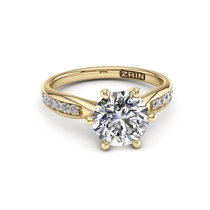 ZRIN-Zarucnicki-prsten-MODEL-493-ZUTO-ZLATO-PHS-2