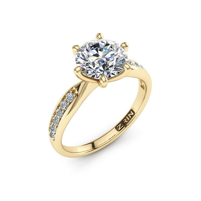 ZRIN-Zarucnicki-prsten-MODEL-493-ZUTO-ZLATO-PHS-3