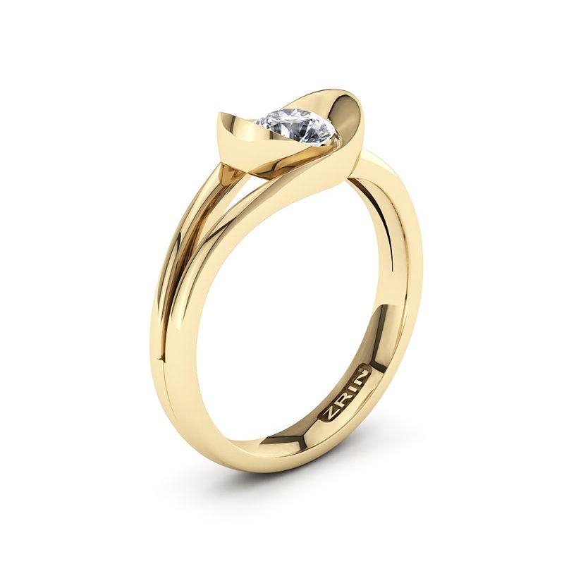 ZRIN-Zarucnicki-prsten-MODEL-495-ZUTO-ZLATO-PHS-1