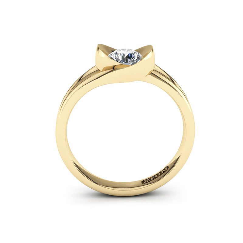 ZRIN-Zarucnicki-prsten-MODEL-495-ZUTO-ZLATO-PHS-4