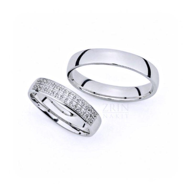 Vjenčano prstenje VP-ZR 24012