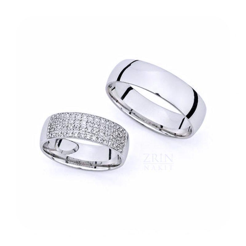 Vjencano-prstenje-6364-bijelo-zlato-cirkoni
