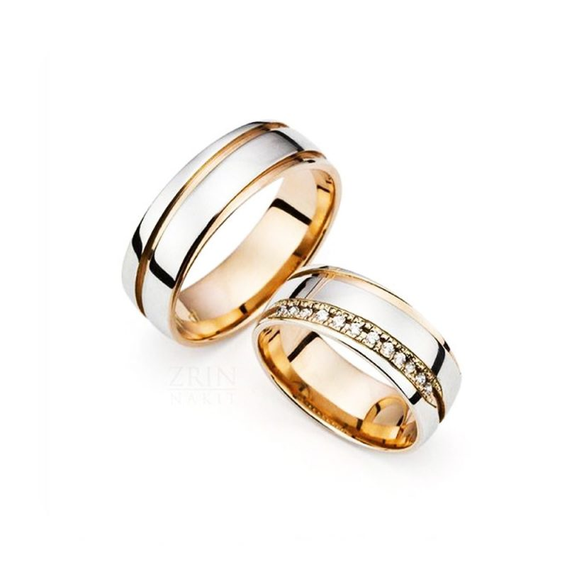 Vjencano-prstenja-7040-bijelo-crveno-zlato