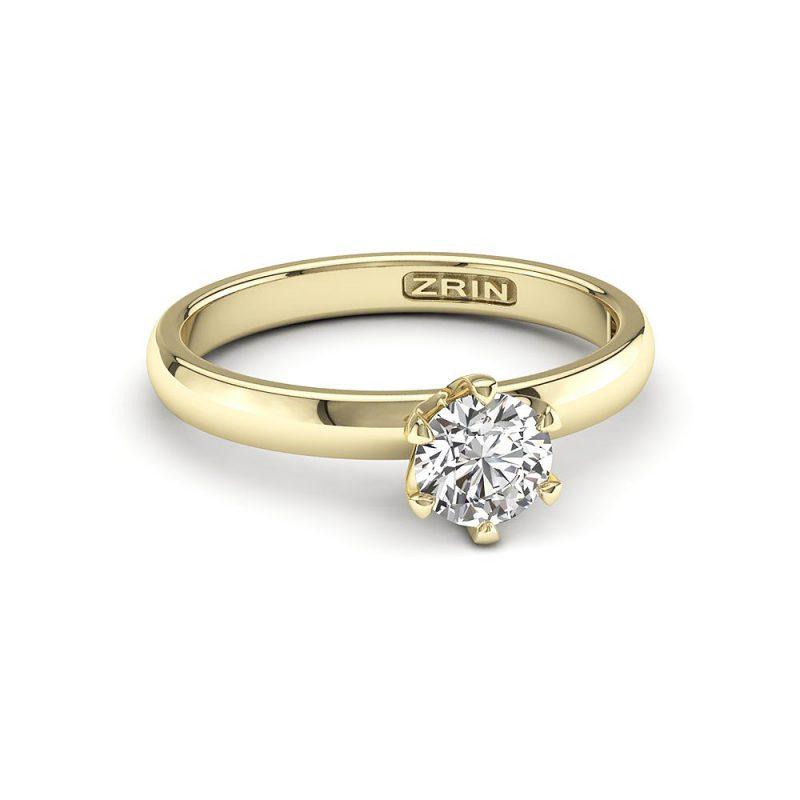 Zaručnički prsten 583