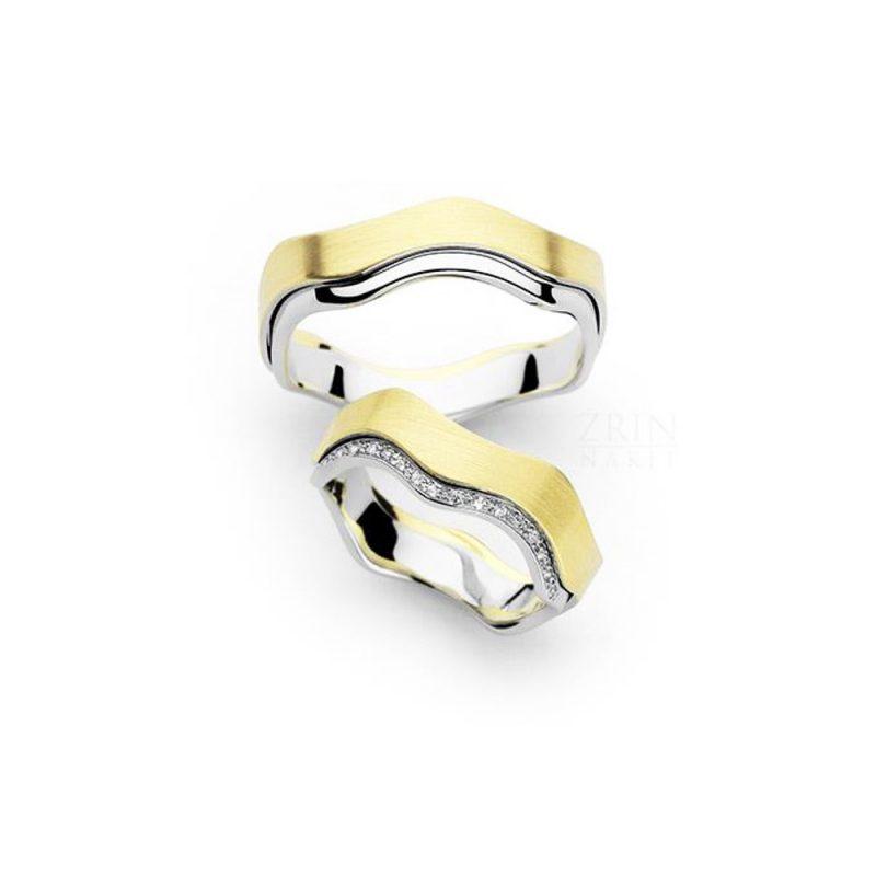 Vjenčano prstenje VP-ZR 21065