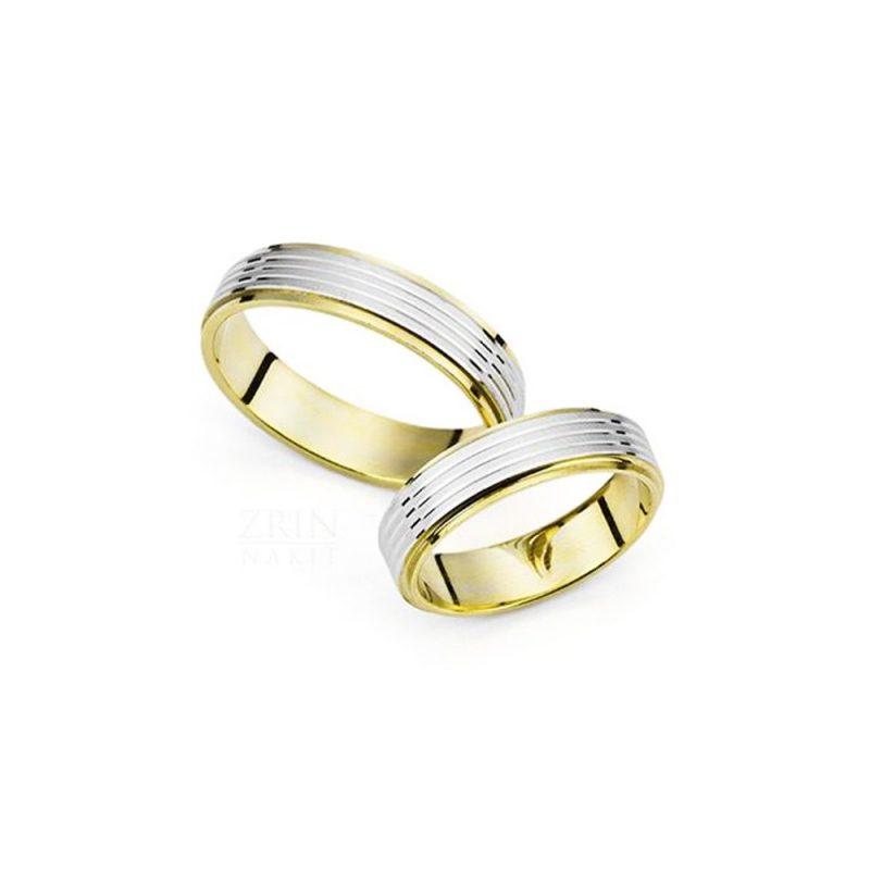 Vjenčano prstenje VP-ZR 2118