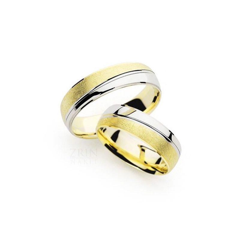 Vjenčano prstenje VP-ZR 2573