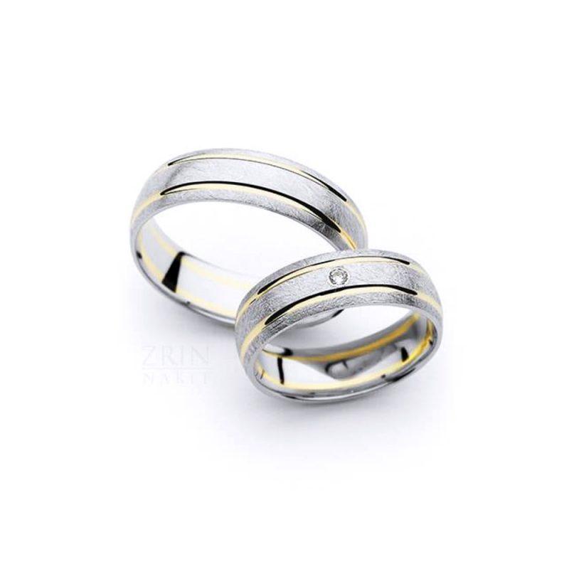 Vjenčano prstenje VP-ZR 26009