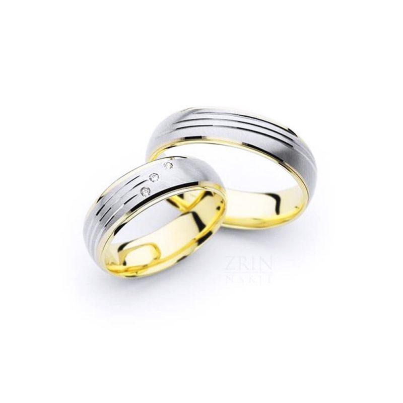 Vjenčano prstenje VP-ZR 26071