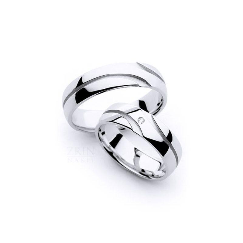 Vjenčano prstenje VP-ZR 26076