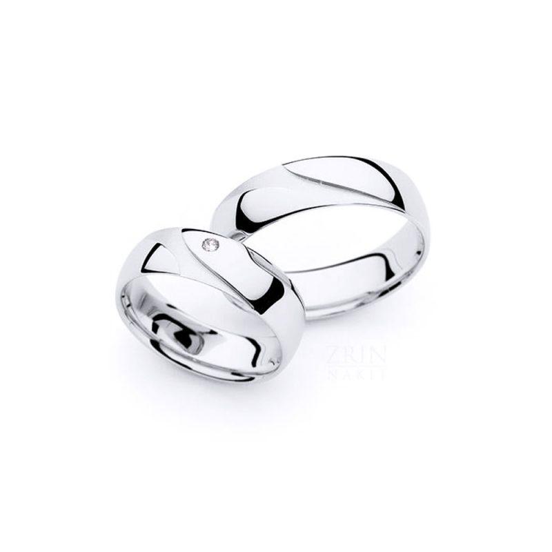 Vjenčano prstenje VP-ZR 26080