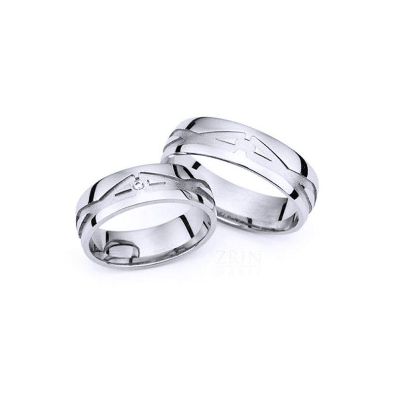 Vjenčano prstenje VP-ZR 26124