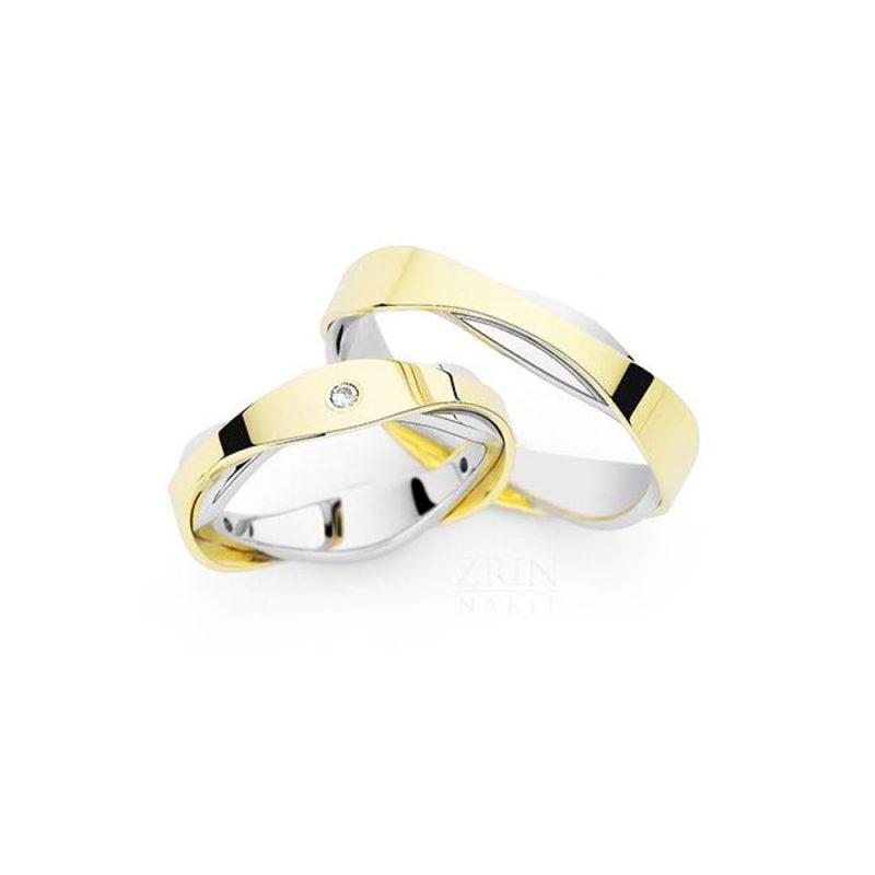 Vjenčano prstenje VP-ZR 26140
