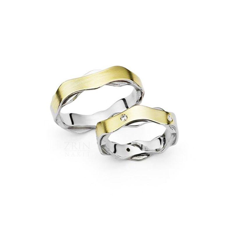 Vjenčano prstenje VP-ZR 26141