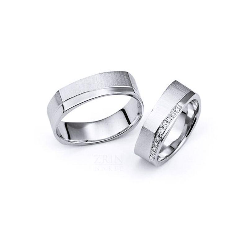 Vjenčano prstenje VP-ZR 26179