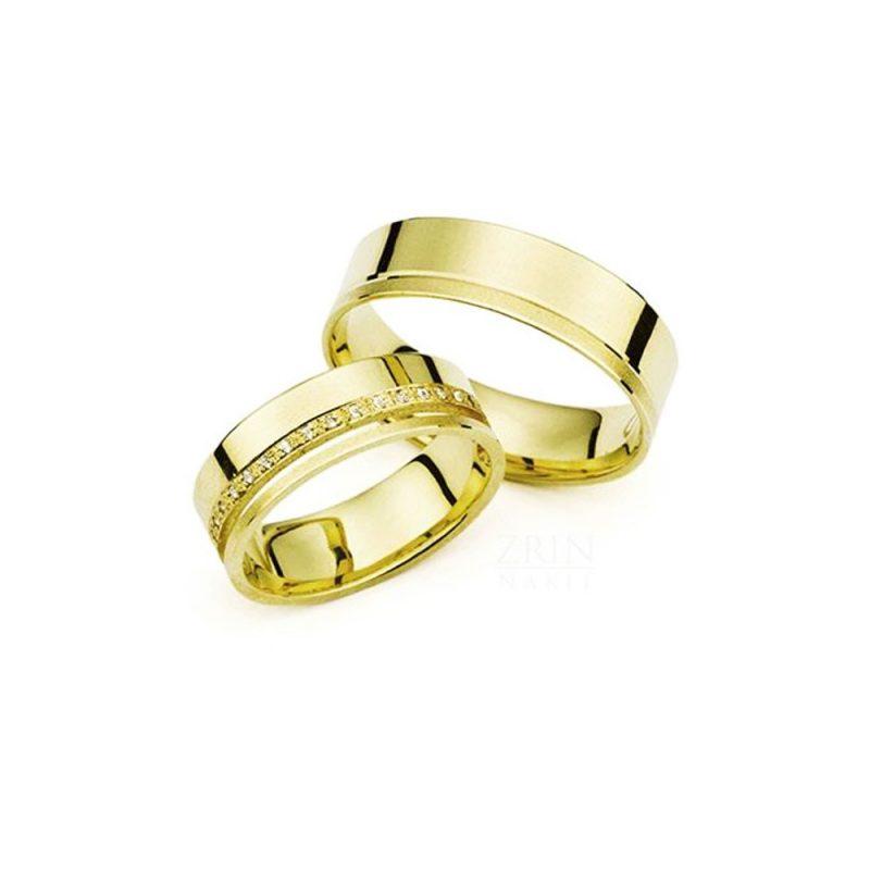 Vjenčano prstenje VP-ZR 26180