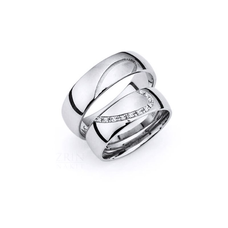 Vjenčano prstenje VP-ZR 26229