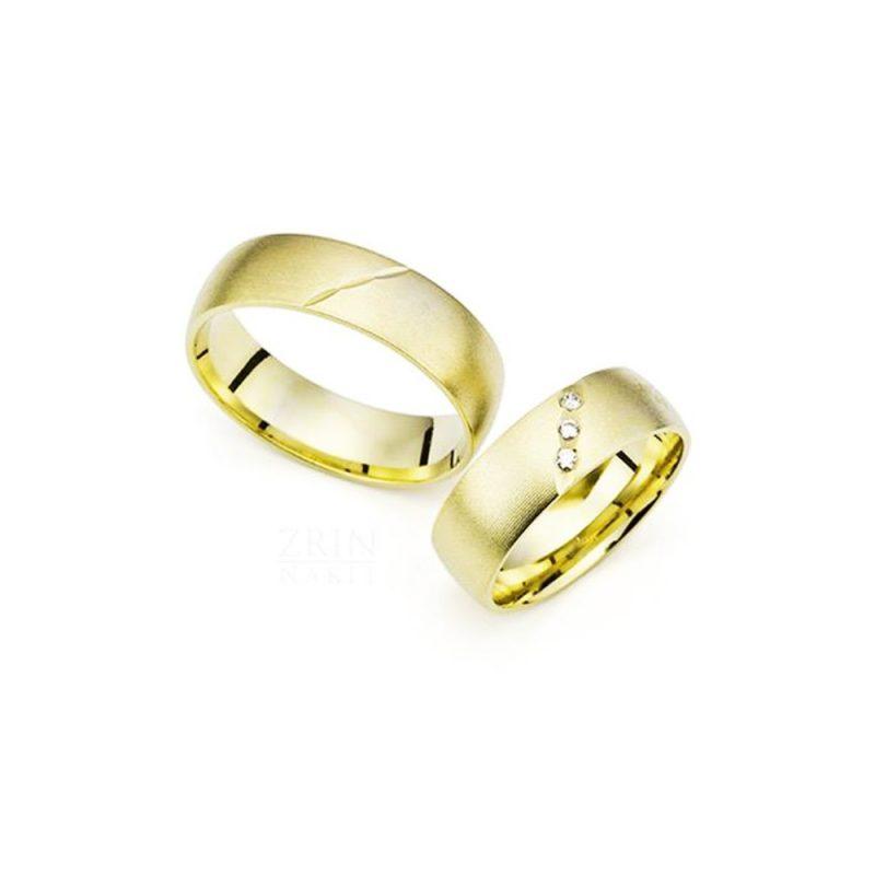 Vjenčano prstenje VP-ZR 26242