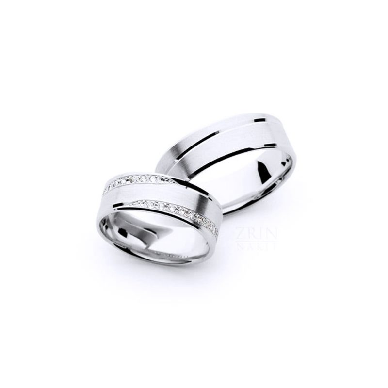 Vjenčano prstenje VP-ZR 27029