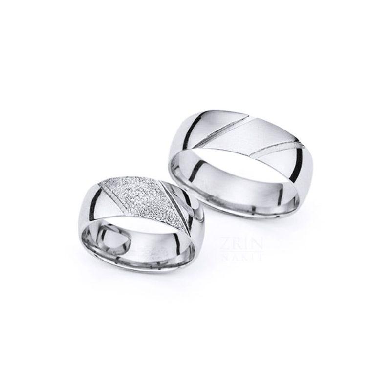 Vjenčano prstenje VP-ZR 27056