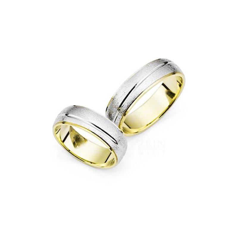 Vjenčano prstenje VP-ZR 2695