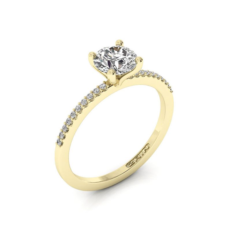 Zarucnicki-prsten-model-689-1-zuto-zlato-1phs