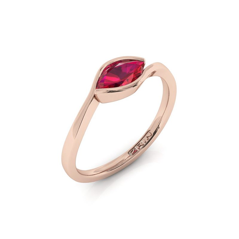 Zarucnicki-prsten-ZRIN-model-709-crveno-zlato-1-PHS-RUa