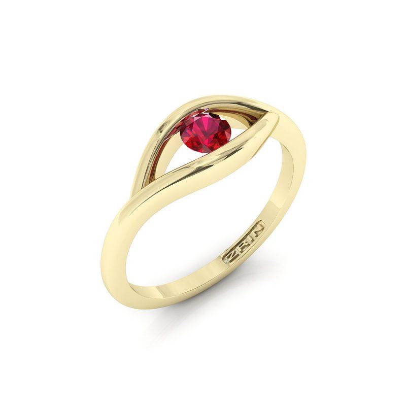 Zarucnicki-prsten-model-009-3-zuto-zlato-1-PHS-RU