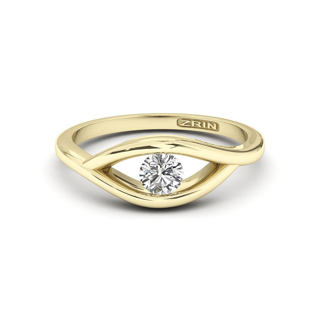 Zaručnički prsten 009-3
