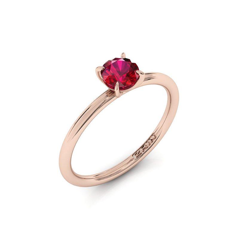 Zarucnicki-prsten-ZRIN-model-733-crveno-zlato-1-PHS-RU